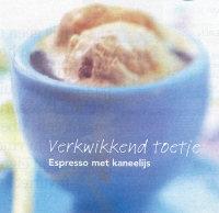 Espresso met kaneelijs