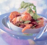 Toscaanse garnalencocktail